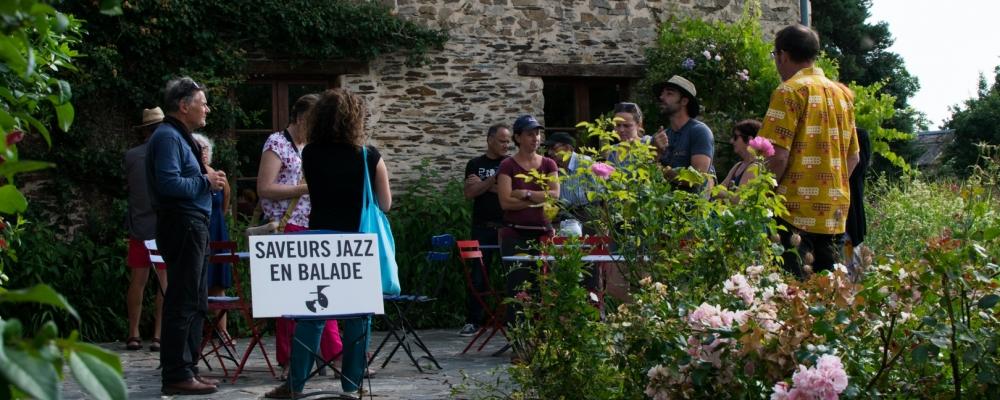 Saveurs Jazz en Balade